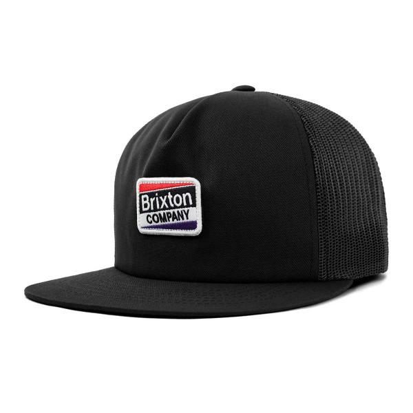 Brixton Worden Mesh Cap black 2018