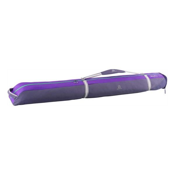 Salomon Extend 1Pair 165+20 Ski Bag gy/vt 14/15