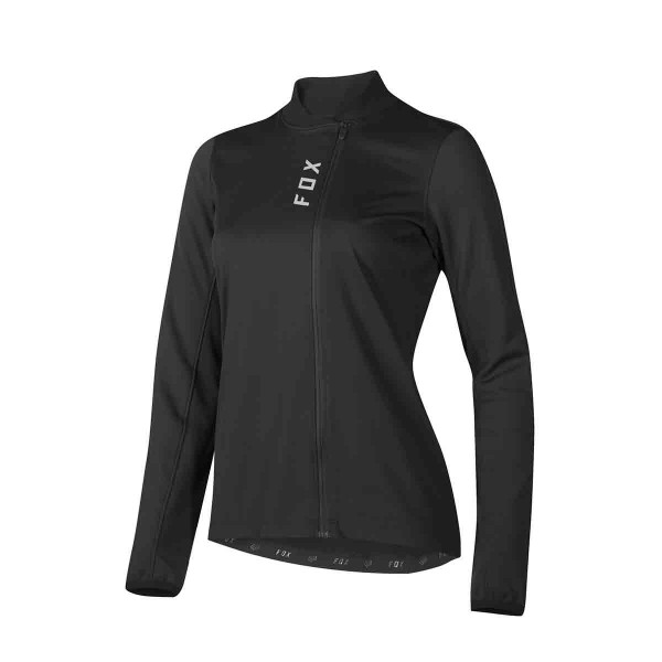 Fox Racing Attack Thermo Jersey wms black 18/19