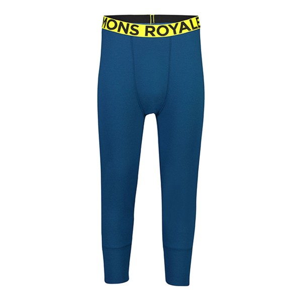 Mons Royale Shaun-off 3/4 Legging oily blue 19/20