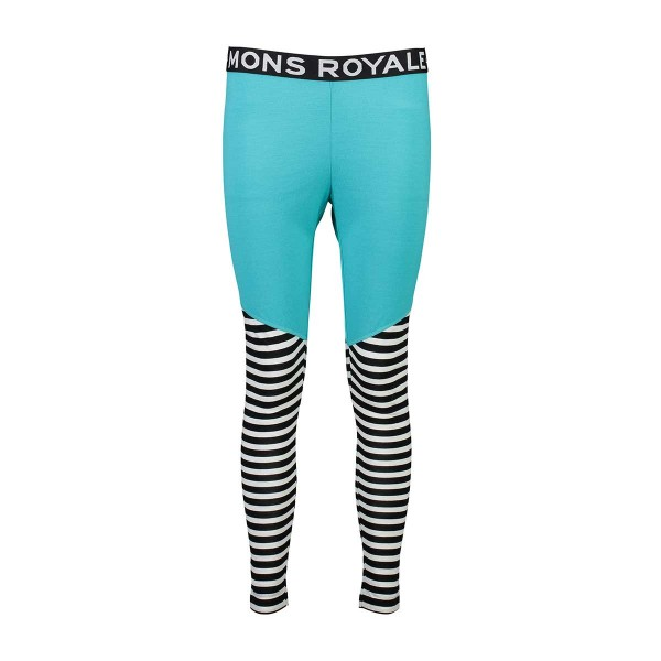 Mons Royale Christy Legging wms tropicana/thick str 18/19