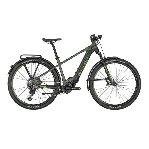 Bergamont E-Revox Elite EQ pale green 2020