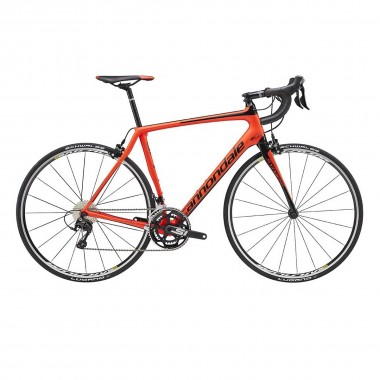 Cannondale Synapse Carbon 105 red 2017
