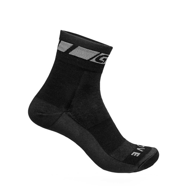 GripGrab Wool Sock black 18/19