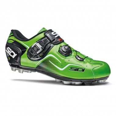 SIDI MTB Cape green fluo 2017
