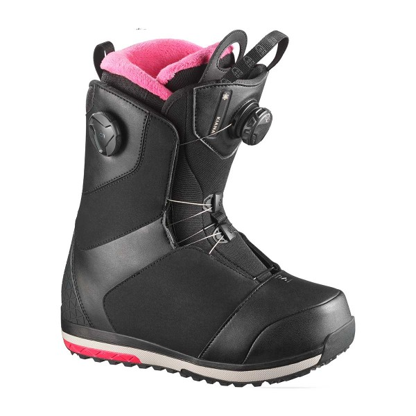 Salomon Kiana Focus Boa wms black 17/18