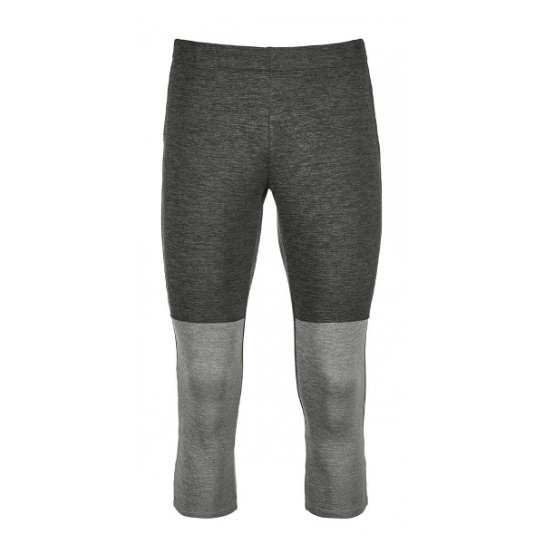 Ortovox Fleece Light Short Pants grey blend 19/20