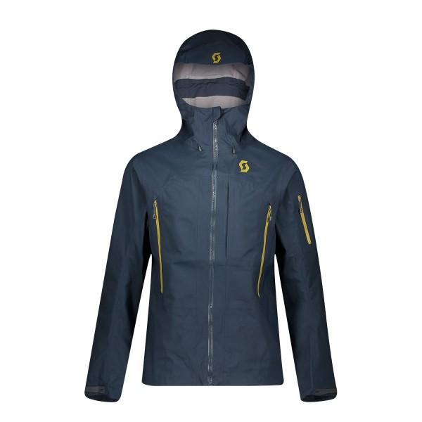 Scott Explorair 3L Jacket dark blue 21/22