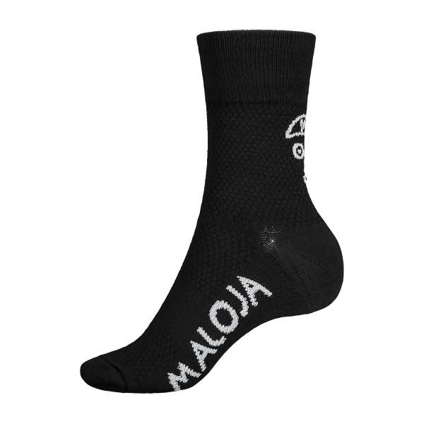 Maloja VandansM. Sport Socks moonless 2020