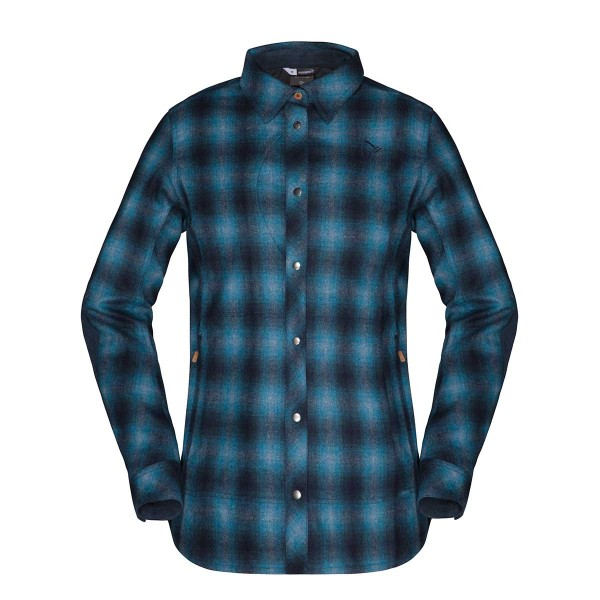 Norrona tamok wool Shirt wms indigo night 19/20