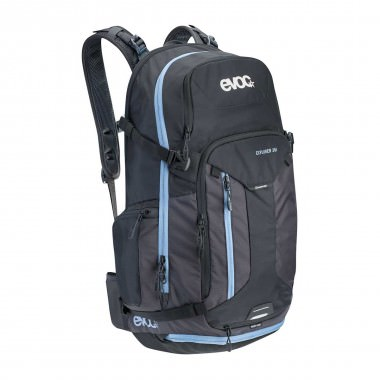 EVOC Explorer 30l black/mud 2016