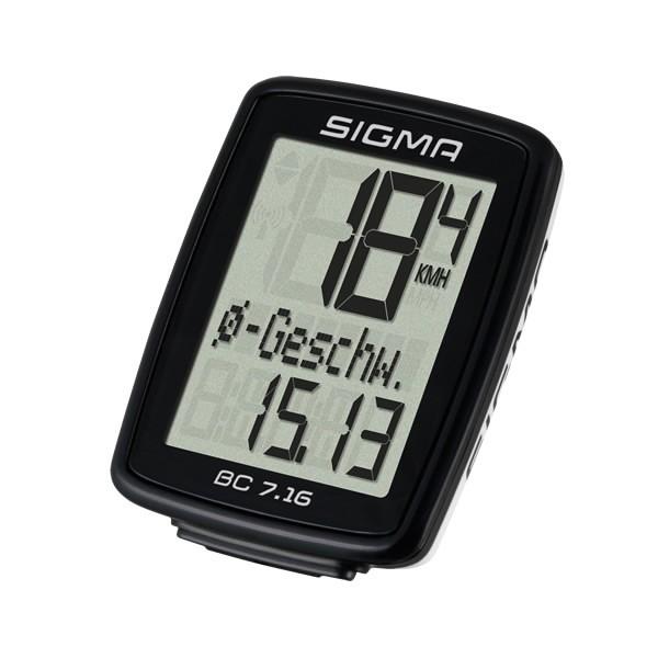 Sigma BC 7.16 Bikecomputer