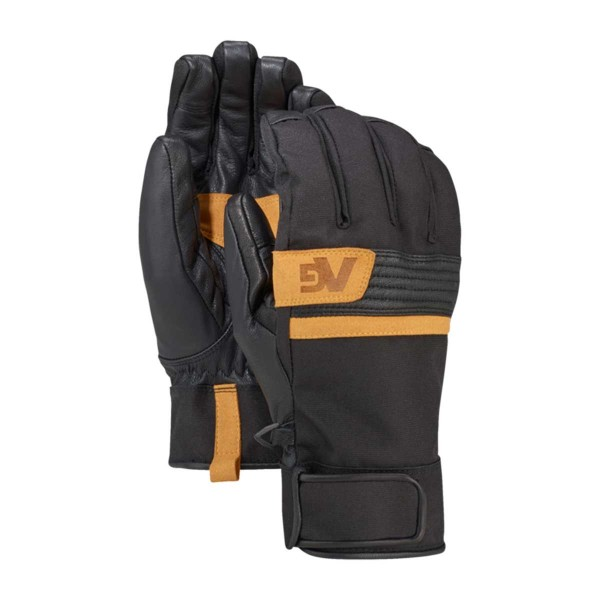 Analog Diligent Glove true black 18/19