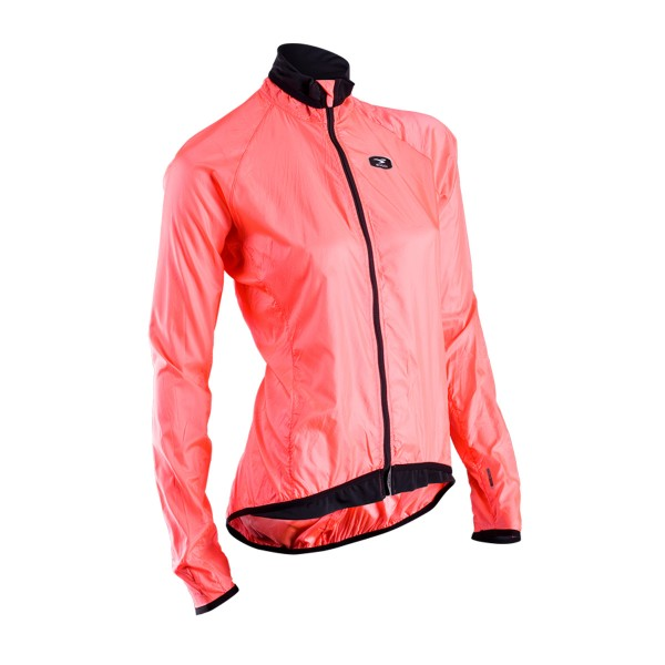 Sugoi RS Jacket wms electric salmon 2016
