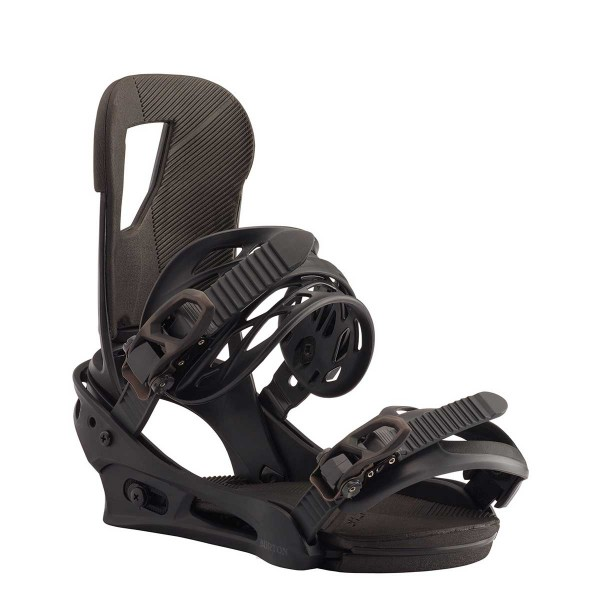 Burton Cartel black 19/20
