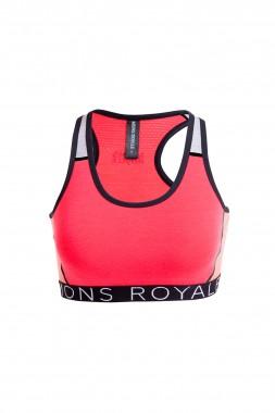 Mons Royale Sierra Sports Bra wms pink/coral 16/17
