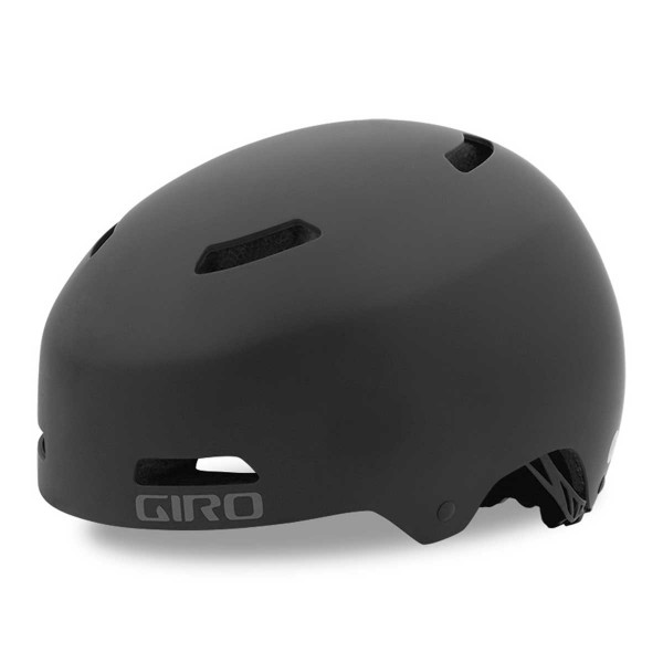 Giro Quarter FS mat black 2019