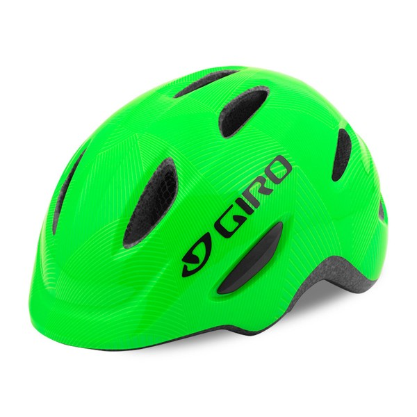 Giro Scamp kids green / lime 2020