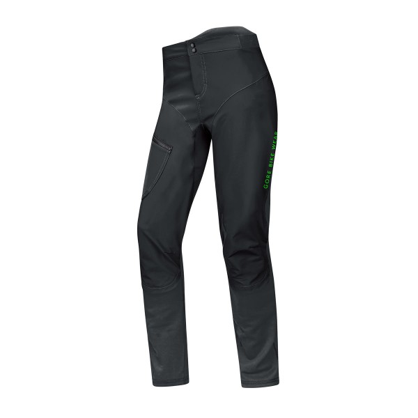 Gore Power Trail Windstopper Softshell 2in1 Hose black 16/17