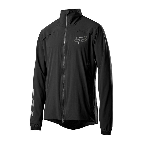 Fox Racing Flexair Pro Fire Alpha Jacket black 20/21