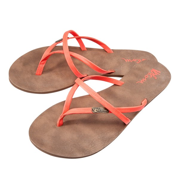 Volcom All Night Long Sandal wms electric coral 2015