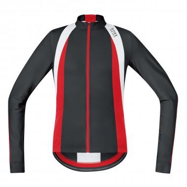 Gore Oxygen Trikot lang black/red 15/16