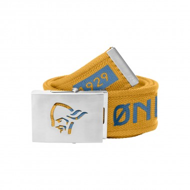 Norrona /29 Viking Web Clip Belt yellow 16/17