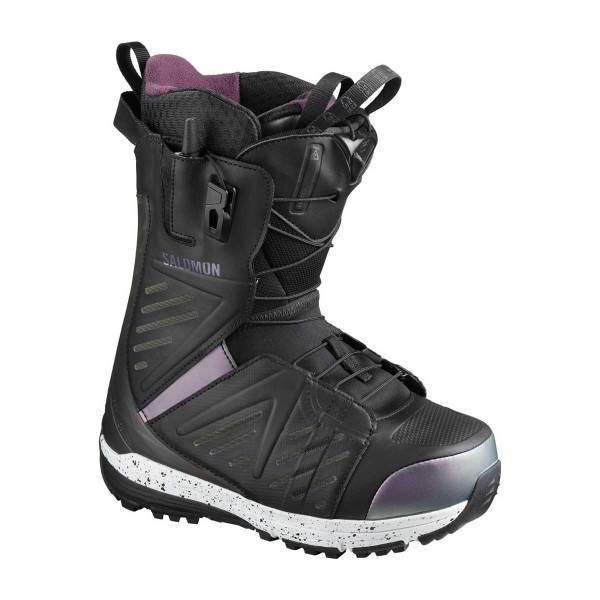 Salomon Lush wms black/maverik 19/20