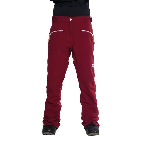 Colour Wear Cork Pant wms burgundy 15/16