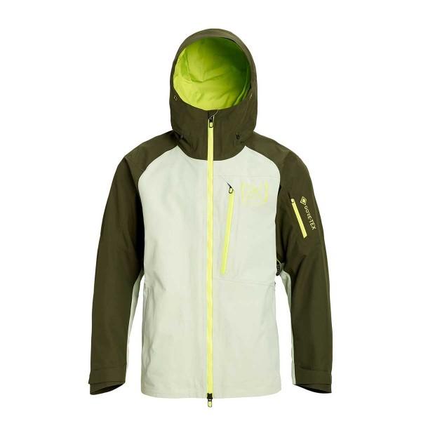 Burton ak Gore Cyclic Jacket aqua gray / forest 19/20