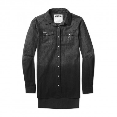 Nikita Malibu Shirt wms jet black 14/15