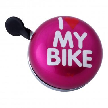Liix Klingel Ding Dong I Love my Bike