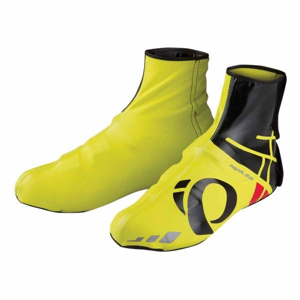 Pearl Izumi Pro Barrier WXB Shoe Cover sreaming yellow