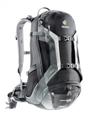 Deuter Trans Alpine 32 EL black-granite 2016
