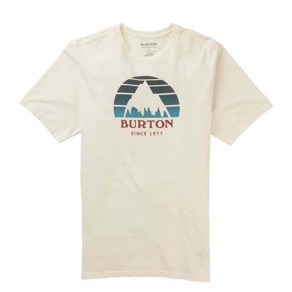 Burton Underhill SS T-Shirt stout white 19/20