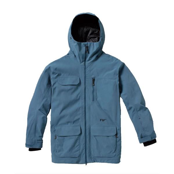 FW Catalyst 2L Jacket ice blue 20/21