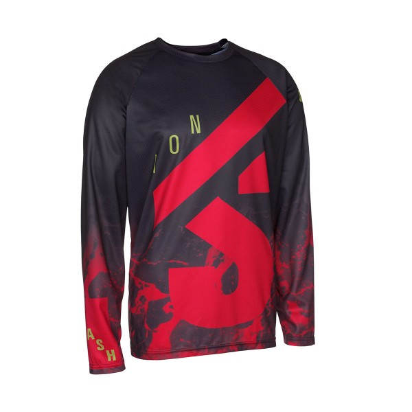 Ion Voltage LS Tee crimson red 2016
