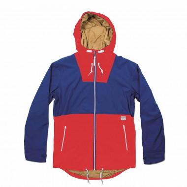 Colour Wear Block Jacket navy 14/15