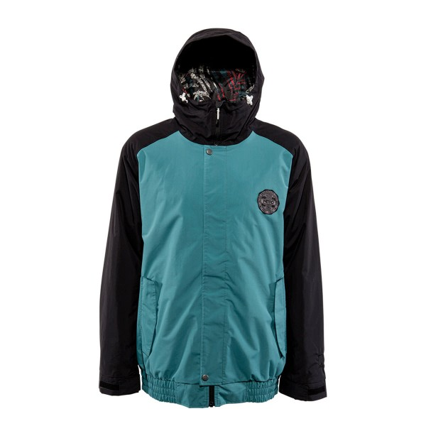 Nitro Squaw Jacket storm/black