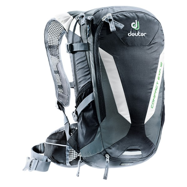 Deuter Compact EXP 12 black-granite 2017