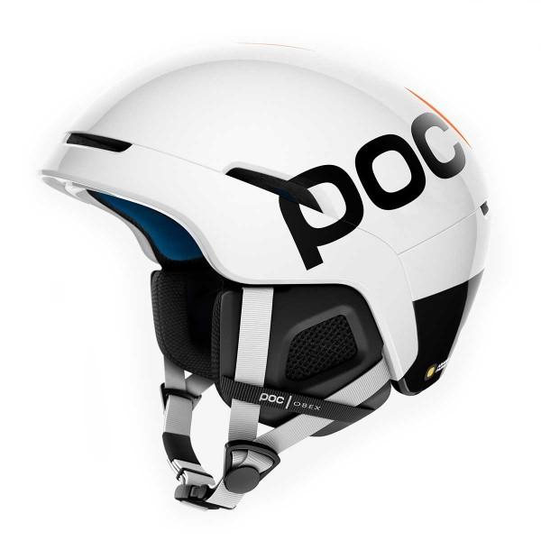 Poc Obex BC SPIN hydrogen white / fluorescent orange avip 20/21