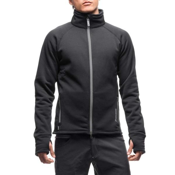 Houdini Power Jacket true black/sh grey