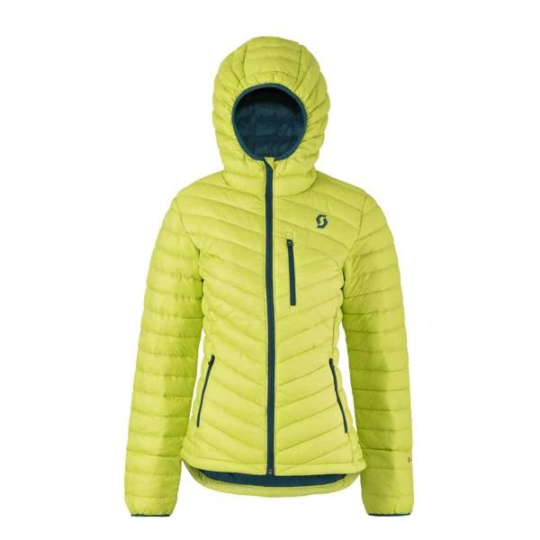 Scott Insuloft Down Jacket wms yellow 16/17
