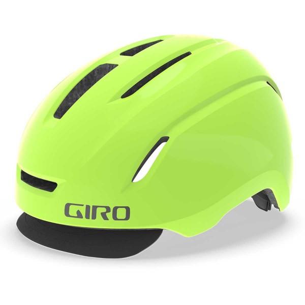 Giro Caden LED matte highlight yellow 2020