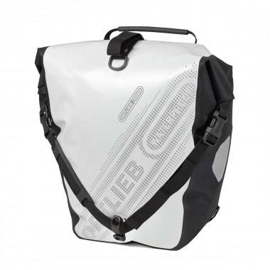 Ortlieb Back Roller Black´n White white