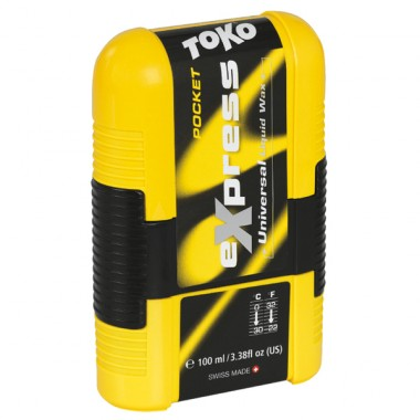 Toko Express Pocket 100ml Wax 16/17
