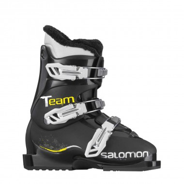 Salomon Team 22-26.5 kids black 14/15