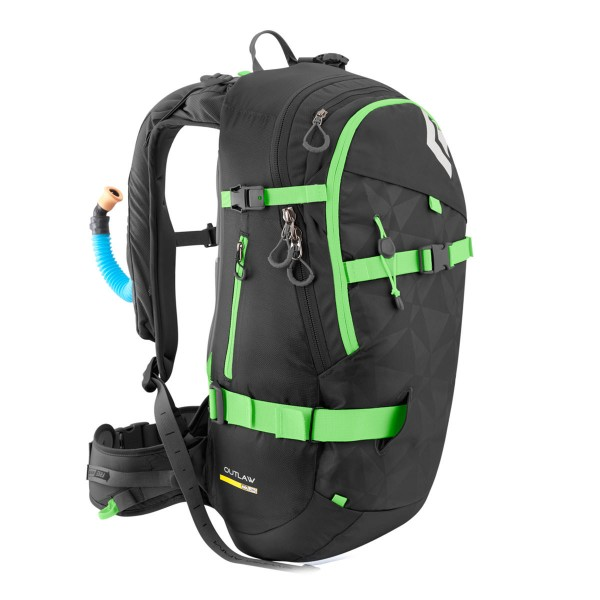 Black Diamond Outlaw Avalung Pack black 14/15