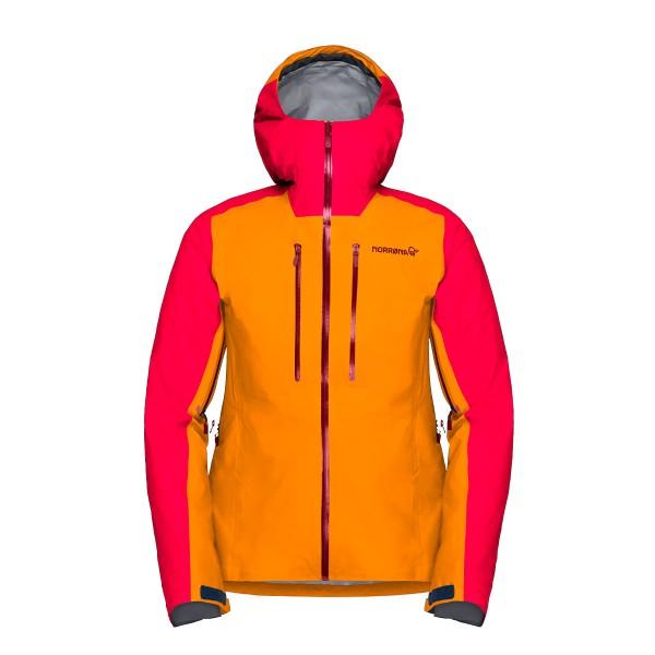 Norrona lyngen Gore-Tex Jacket wms orange 19/20