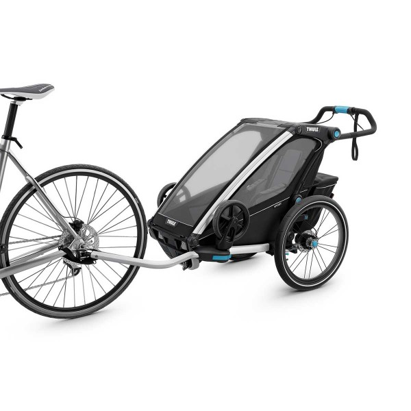 Thule Chariot Sport 1 black edition 2020